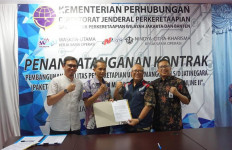 Waskita Bangun Fasilitas Perkeretaapian Manggarai - Jatinegara - JPNN.com