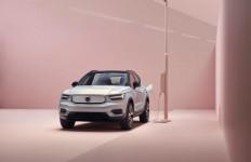 XC40 Recharge Menandai Tonggak Ekspansi Volvo di Pasar Mobil Listrik - JPNN.com