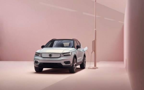 XC40 Recharge Menandai Ekspansi Volvo di Pasar Mobil Listrik - JPNN.com