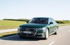 Kini, Audi A8 Bisa Melaju bak Siluman - JPNN.com