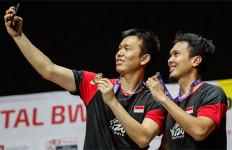 Denmark Open 2019: Bukan Cuma Minions Saja, Daddies Juga Bisa - JPNN.com