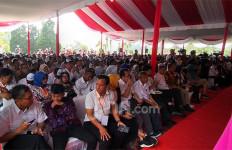 Ribuan Petani Tumpah Ruah di Jambore Milenial Kementan - JPNN.com
