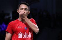 Denmark Open 2019: Jojo Dipukul Pemain Tuan Rumah - JPNN.com