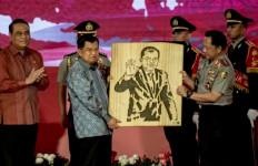 Cendera Mata dan Pujian dari Polri untuk Pak JK Jelang Purnajabatan - JPNN.com