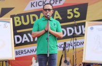 Pamitan, Hanif Dhakiri: Jangan Pernah Lelah Mencintai Indonesia - JPNN.com