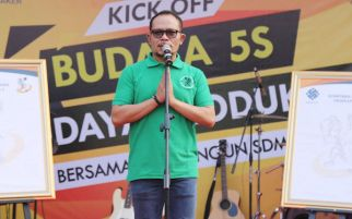 Pamitan, Hanif Dhakiri: Jangan Pernah Lelah Mencintai Indonesia