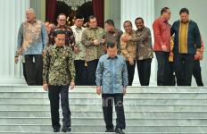 Pujian Ketua MPR untuk Keberhasilan Jokowi – Jusuf Kalla - JPNN.com