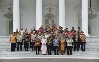 Permintaan JK untuk Menteri yang Tidak Dipilih Lagi Oleh Jokowi
