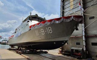 Luncurkan 2 Kapal Patroli,Steadfast MarineSelesaikan Kontrak Lebih Cepat