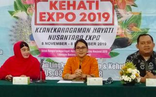 Kekayaan Alam Indonesia Akan Dipamerkan di Pameran Kehati Nusantara Expo 2019