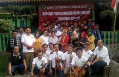Komunitas Kampung Kita Depok Dukung Pelantikan Presiden - JPNN.com