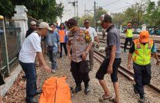 Berita Duka, Alfa Satryo Kalam Meninggal Dunia Tertabrak KRL di Depok - JPNN.com