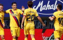 Menang di Kandang Eibar, Barcelona Gusur Real Madrid dari Puncak Klasemen - JPNN.com