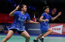 Praveen/Melati jadi Perhatian Dunia Usai Ukir Rekor di Denmark Open 2019 - JPNN.com