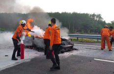 Polisi Ungkap Penyebab Kecelakaan Maut yang Tewaskan 4 Orang di JTTS - JPNN.com