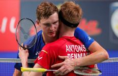 Viktor Axelsen Memenangi Pertarungan Bersejarah di Denmark Open 2019 - JPNN.com