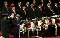 Teks Lengkap Pidato Perdana Jokowi sebagai Presiden RI 2019-2024 - JPNN.com