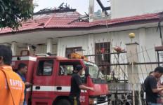 Asrama Mahasiswa Papua Terbakar - JPNN.com