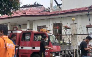 Asrama Mahasiswa Papua Terbakar