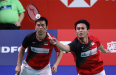Daddies Susah Payah Tembus 16 Besar Fuzhou China Open 2019 - JPNN.com