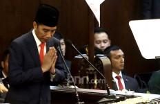 Hamdalah, Pak Jokowi Bersyukur Pelantikannya Lancar - JPNN.com