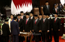 Jokowi-Ma'ruf Ditantang Jadikan Indonesia Aktor Utama di ASEAN - JPNN.com