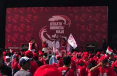 Ria Ricis Hingga Jamrud Meriahkan Acara Nobar Pelantikan Jokowi di Monas - JPNN.com