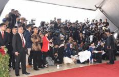 Ribuan Awak Media Nasional dan Internasional Meliput Pelantikan Presiden - JPNN.com