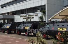 Detik-detik Jelang Pelantikan Presiden, Polri dan TNI Makin Ramai - JPNN.com