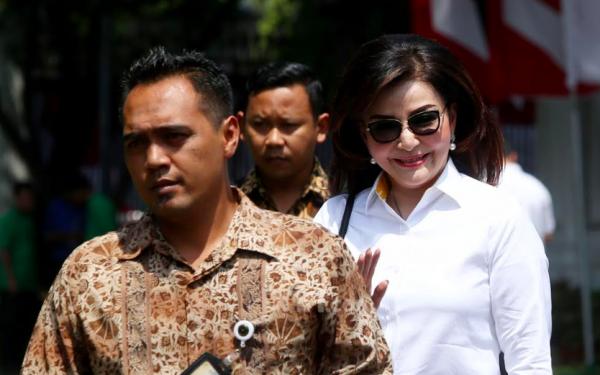 Ini Penjelasan Airlangga Hartarto soal Bupati Minahasa Selatan Tetty Paruntu - JPNN.com