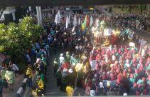 Gagal Bertemu Jokowi, BEM SI Bakal Bawa Massa Lebih Banyak Nanti - JPNN.com