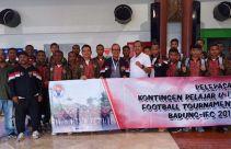 Raden Isnanta Lepas Timnas Pelajar U-15 Berlaga di IFC 2019 - JPNN.com