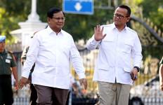 Prabowo Subianto Masuk ke Istana Lewat Jalur Para Calon Menteri - JPNN.com