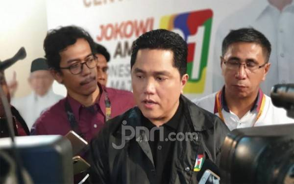 Hanya Erick Thohir yang Punya Dua Wakil Menteri - JPNN.com