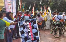 Hasil Gowes Nusantara, Langkat Minta Kemenpora Bantu Bangun Fasilitas Olahraga - JPNN.com