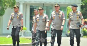 Mabes Polri Siapkan Pengganti Tito Karnavian?
