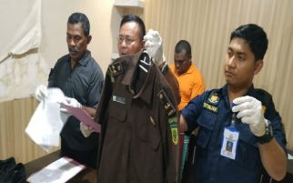 'Jaksa' JKL Ditangkap Polisi