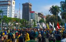 Ada Keramaian di Sekitar Istana Negara, Transjakarta Alihkan Sejumlah Rute - JPNN.com