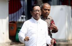 Usai Bertemu Presiden Jokowi, Mahfud MD Siap Dilantik Hari Rabu - JPNN.com