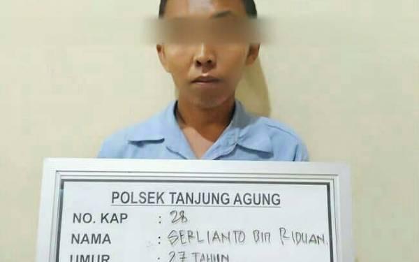 Serlianto Sergap Perempuan yang sedang Mandi, Untung Ada Bang Hengki - JPNN.com