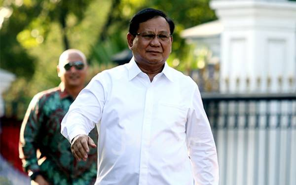 Prabowo Tetap Ketum Gerindra Kalau Dipilih jadi Menteri - JPNN.com
