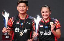 Denmark Open 2019: 5 Fakta di Balik Gelar Juara Praveen/Melati, Nomor 2 Luar Biasa - JPNN.com