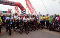 Gowes Nusantara Diharapkan Mampu Gairahkan Pariwisata Indragiri Hulu - JPNN.com