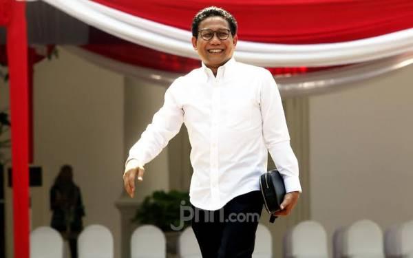 Muncul di Istana, Abdul Halim Iskandar Dikira Cak Imin - JPNN.com