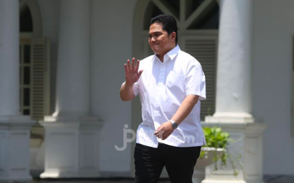 Begini Harapan DPR Kepada Menteri BUMN Erick Thohir - JPNN.com