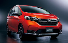 Kurang Laku di Indonesia, Honda Freed Coba Peruntungan dengan Gaya Crossover - JPNN.com