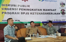 MP BPJS Minta Pemerintah Tingkatkan Manfaat Program BPJS Ketenagakerjaan - JPNN.com