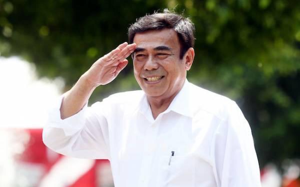 Eks Wakil Panglima TNI Datangi Istana, Sudah Pakai Kemeja Putih Juga - JPNN.com
