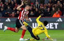 Arsenal Tumbang di Kandang Sheffield United - JPNN.com