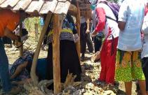 Tercium Bau Busuk Menyengat di Lahan Perhutani, Ternyata Ada Mayat - JPNN.com
